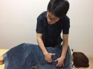 背骨の柔軟性